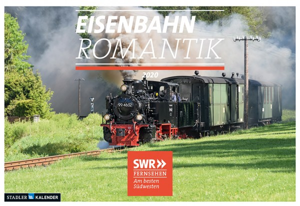 Eisenbahn-Romantik - Kalender 2020