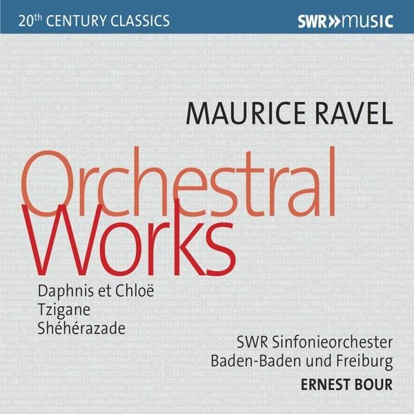 Ravel: Orchesterwerke