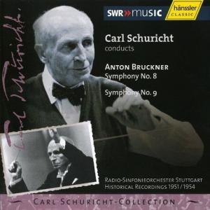 Bruckner: Sinfonie 8+9