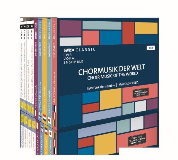 Chormusik der Welt (9 CD-Box)