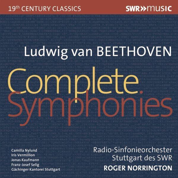 Beethoven - Sämtliche Symphonien (5CD-Box)