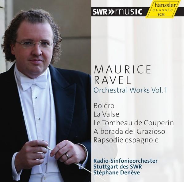 Ravel: Orchesterwerke Vol.1