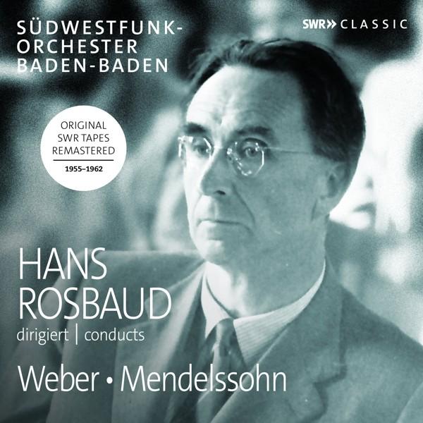 Weber/Mendelssohn: Ouvertüren/Ein Sommernachtstraum