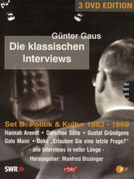 Gaus, SET B: Die klassischen Interviews