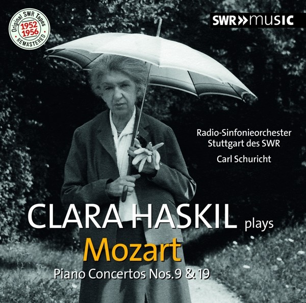 Mozart: Klavierkonzerte 9+19