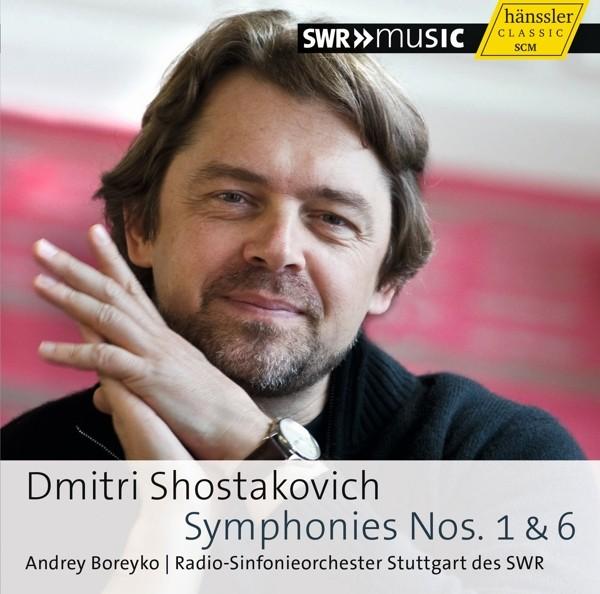 Schostakowitsch: Sinfonien 1+6