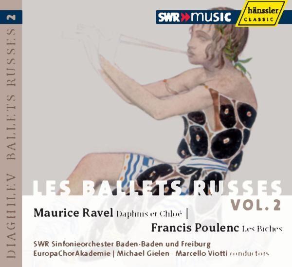 Ravel/Poulenc: Les Ballets Russes Vol.2