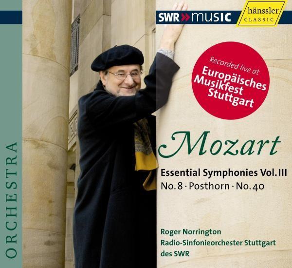 Mozart: Sinfonien 8+40/Posthorn