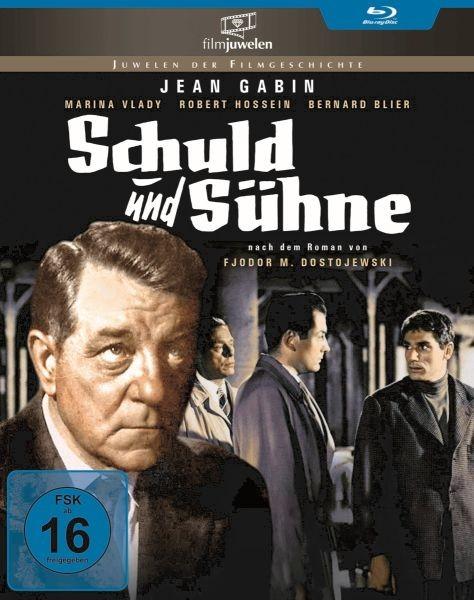 Schuld und Suehne (mit Jean Gabin) (Blu-ray)