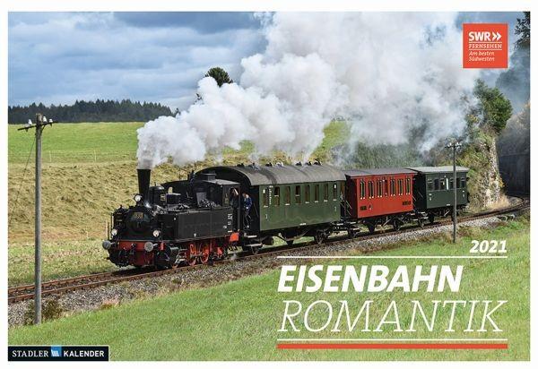 Eisenbahn-Romantik - Kalender 2021