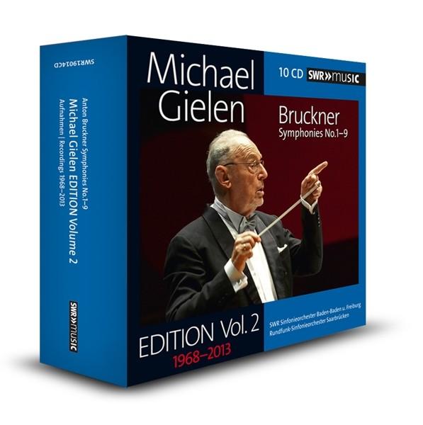 Bruckner: Michael Gielen Edition,Vol.2