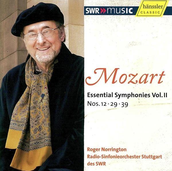 Mozart: Sinfonien 12,29+39