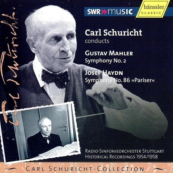 Sinfonie 2 (Mahler)/Sinf.86 (Haydn)