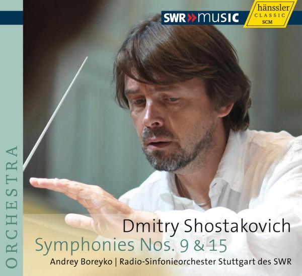 Schhostakowitsch: Sinfonien 9+15