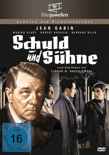 Schuld und Suehne (mit Jean Gabin)