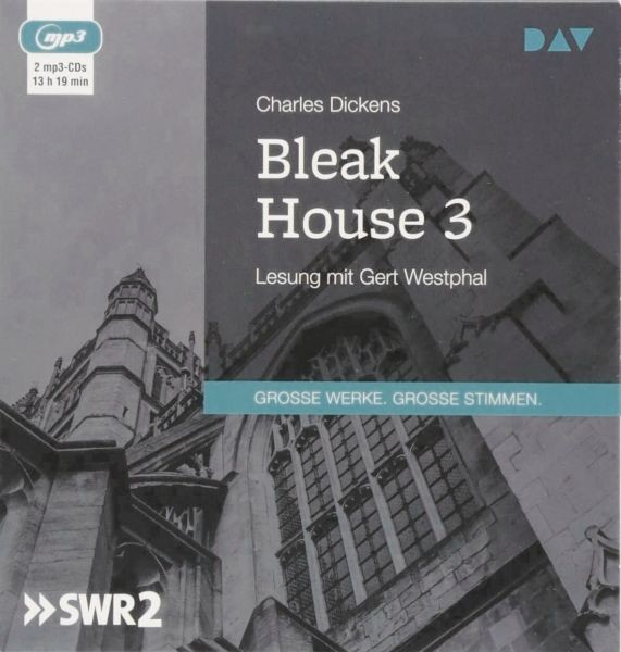 Dickens: Bleak House 3 (2mp3-CD)
