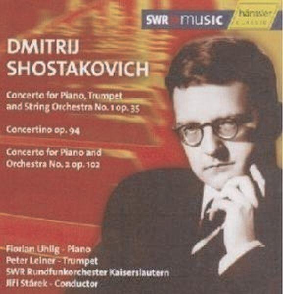 Schostakowitsch: Klavierkonzerte