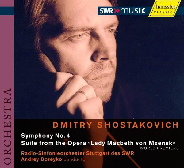Schostakowitsch: Sinfonie 4/Suite op.29a