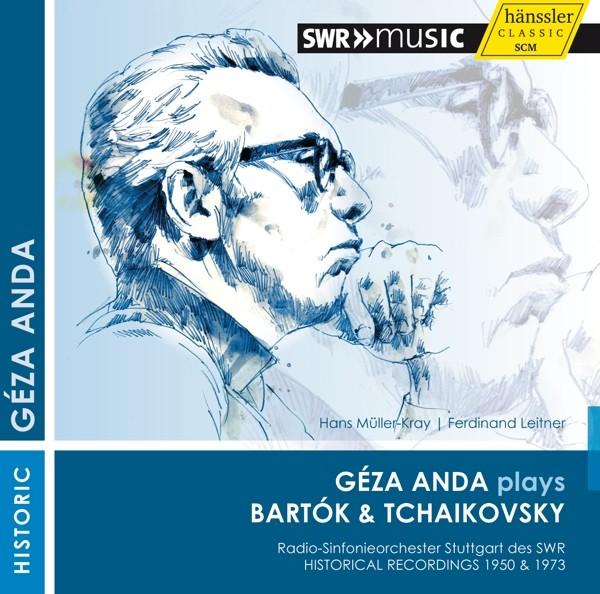 Bartok/Tschaikowsky: Klavierkonzert 2/Klavierkonzert 1