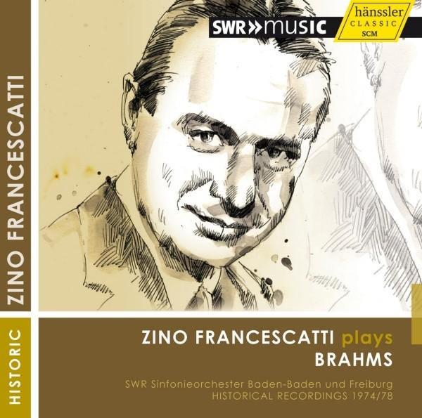 Francescatti plays Brahms