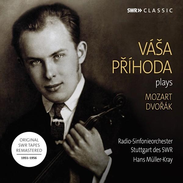 Vása Príhoda plays Mozart & Dvorák