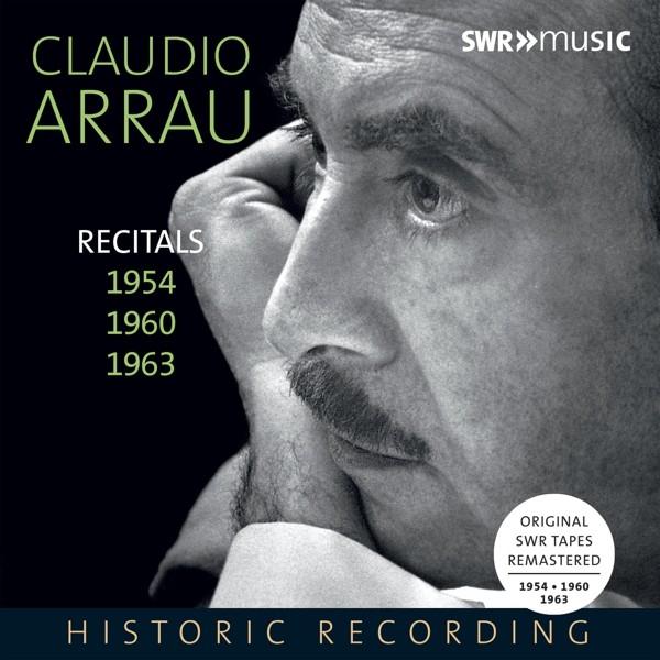 Recitals 1954,1960,1963