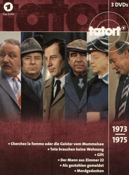 Tatort - Klassiker 70er Box(2) (1973-1975)