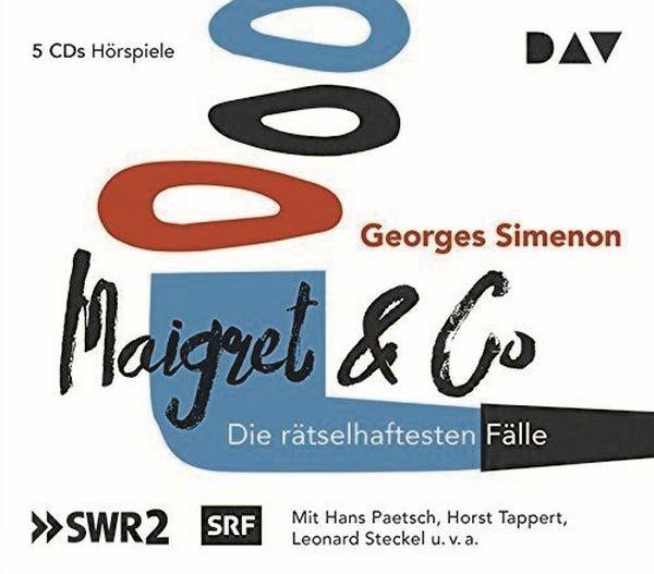 Simenon: Maigret & Co - Die rätselhaftesten Fälle