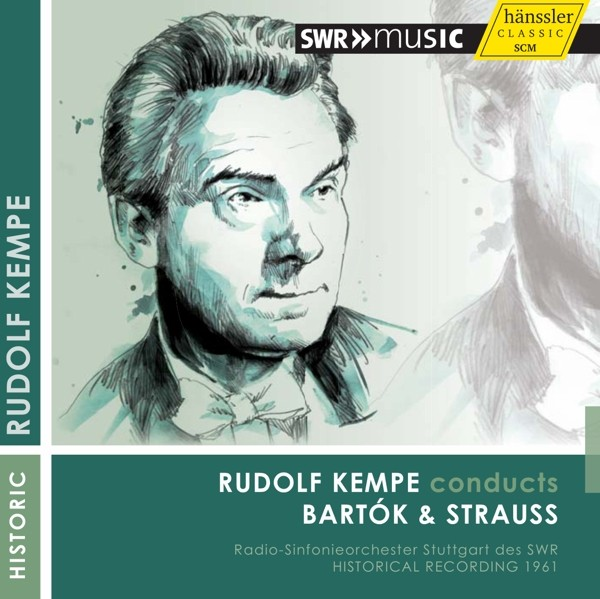 Rudolf Kempe conducts Bartok & Strauss
