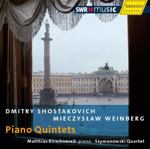 Schostakowitsch/Weinberg: Klavierquintette