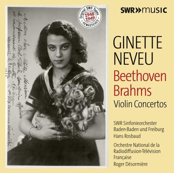 Brahms/Beethoven: Violinkonzerte