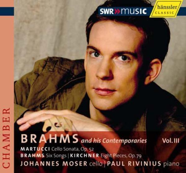 Brahms U.Zeitgenossen Vol.3