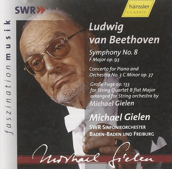 Beethoven: Sinfonie 8/Klav.Konz.3
