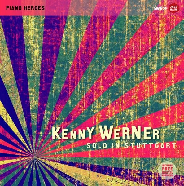 Kenny Werner-Solo in Stuttgart 1992 (2LP)