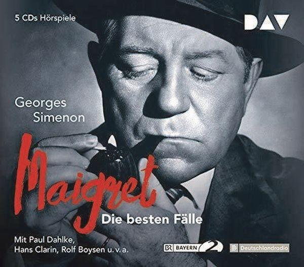 Simenon: Maigret - Die besten Fälle