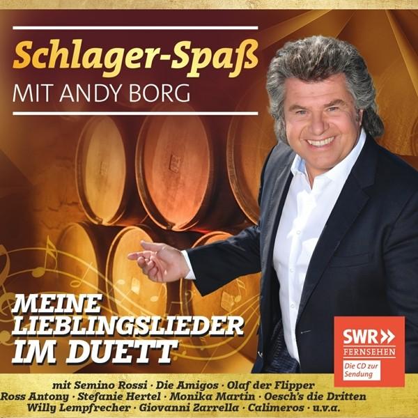 Schlager-Spaß mit Andy Borg-Meine Lieblingslied