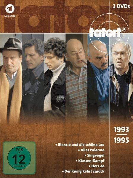 Tatort - Klassiker 90er Box(2) (1993-1995)