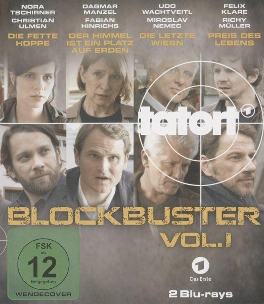 Tatort - Blockbuster Vol.1