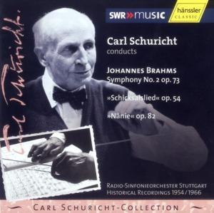 Brahms: Sinfonie 2/Schicksalslied