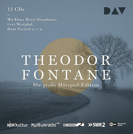 Theodor Fontane - Die große Hörspiel-Edition