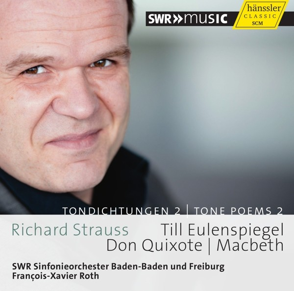 Strauss: Tondichtungen Vol.2