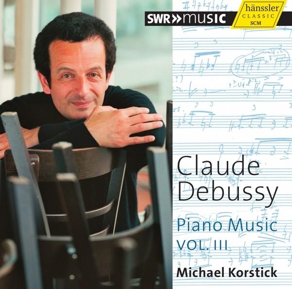 Debussy: Klaviermusik Vol.3