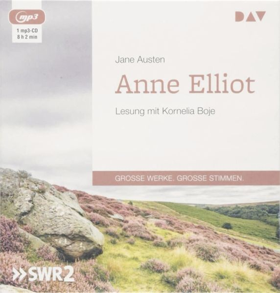 Austen: Anne Elliot (1mp3-CD)