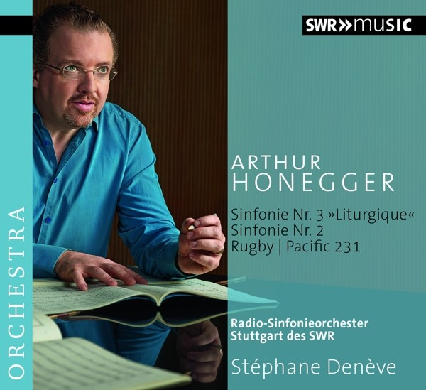Honegger: Sinfonien 2 & 3/Pacific 231/Rugby