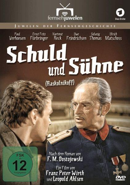 Schuld und Suehne (Raskolnikoff) (ARD Fernsehjuwelen)
