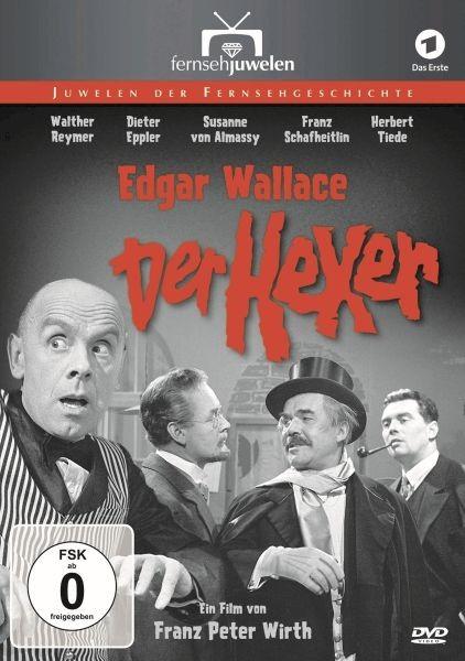 Edgar Wallace: Der Hexer (Filmjuwelen)