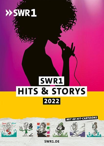 Mein Jahr 2022 mit SWR1 Hits & Stories