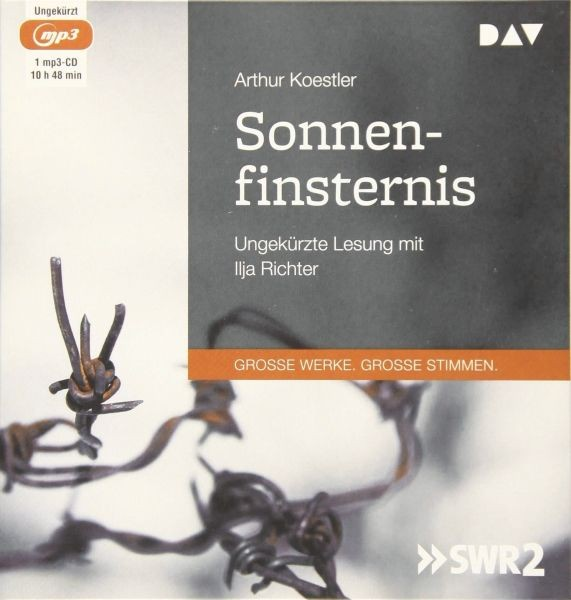 Koestler: Sonnenfinsternis (1mp3-CD)