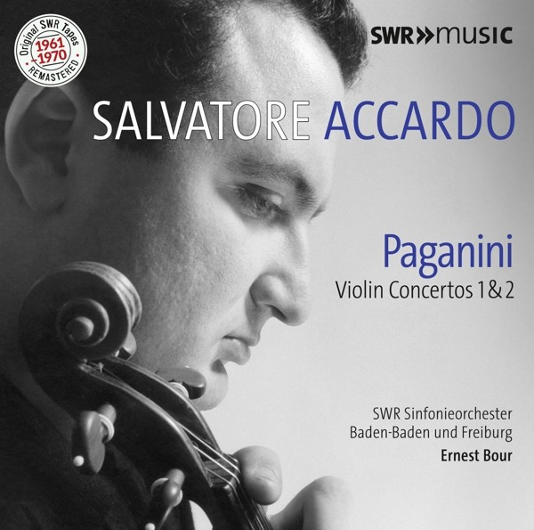 Paganini: Violinkonzerte 1 & 2