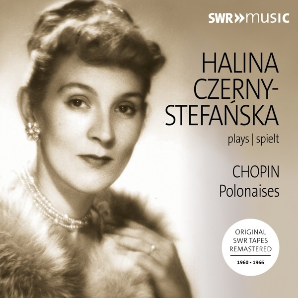 Halina Czerny-Stefanska spielt Chopin Polonaise